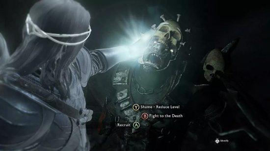 نگاهی کامل به سیستم Nemesis در بازی Middle-Earth: Shadow of War 7