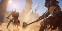 بهروزرسانی جدید بازی Assasin's Creed Origins برای نسخه پلیاستیشن ۴