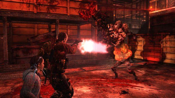 اطلاعات جدید از Resident Evil Revelations Collection بر روی نینتندو سوییچ