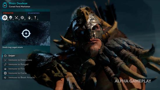 نگاهی کامل به سیستم Nemesis در بازی Middle-Earth: Shadow of War 8