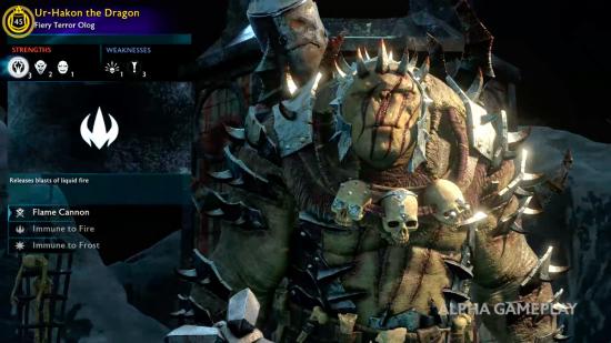 نگاهی کامل به سیستم Nemesis در بازی Middle-Earth: Shadow of War 10