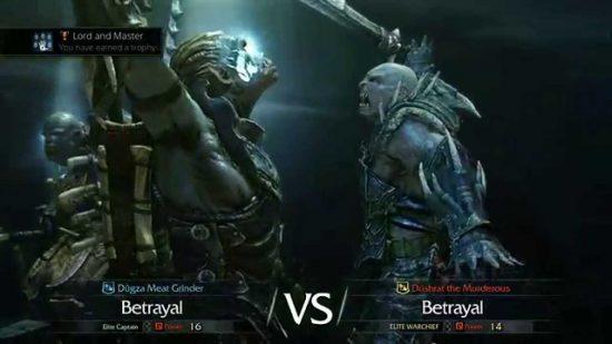 نگاهی کامل به سیستم Nemesis در بازی Middle-Earth: Shadow of War 13