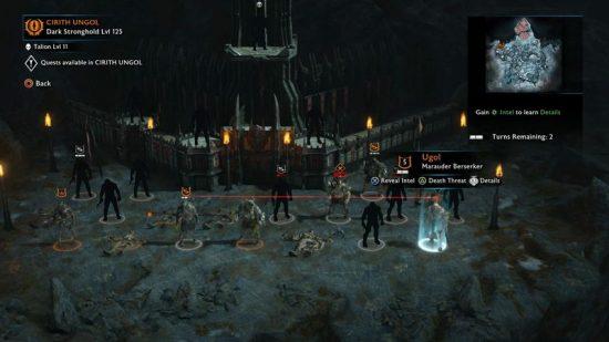 نگاهی کامل به سیستم Nemesis در بازی Middle-Earth: Shadow of War 9