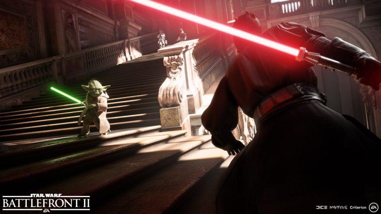 تماشا کنید: Star Wars Battlefront 2 دارای منویی مخفی برای شخصی سازی شخصیتها است