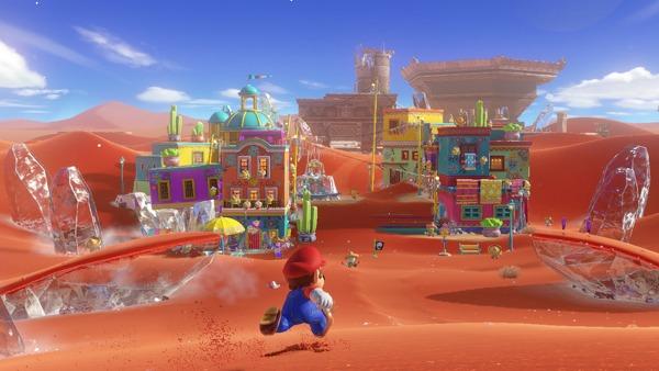 فروش یک میلیون نسخهای بازی Super Mario Odyssey در ژاپن