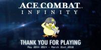 سرورهای بازی Ace Combat Infinity خاموش خواهند شد