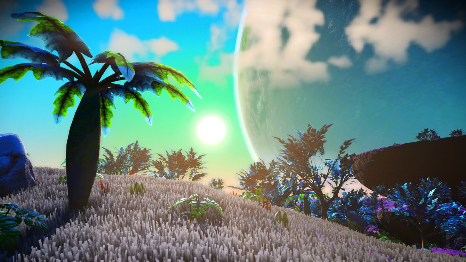 Most Beautiful Skyboxes in video games