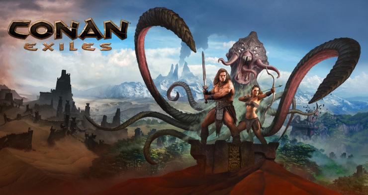 کیفیت اجرایی Conan Exiles برروی پلیاستیشن ۴ پرو و ایکسباکس وان ایکس