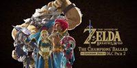 TGA 2017 | تماشا کنید:بسته الحاقی جدید Legend of Zelda: Breath of the Wild معرفی شد