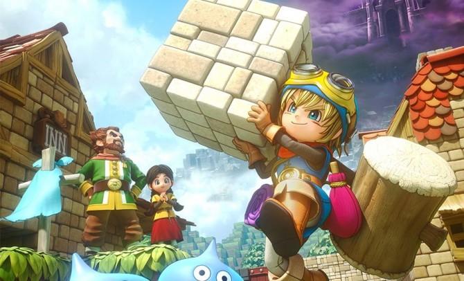 تاریخ انتشار نسخهی نینتندو سوئیچ Dragon Quest Builders در ژاپن مشخص شد