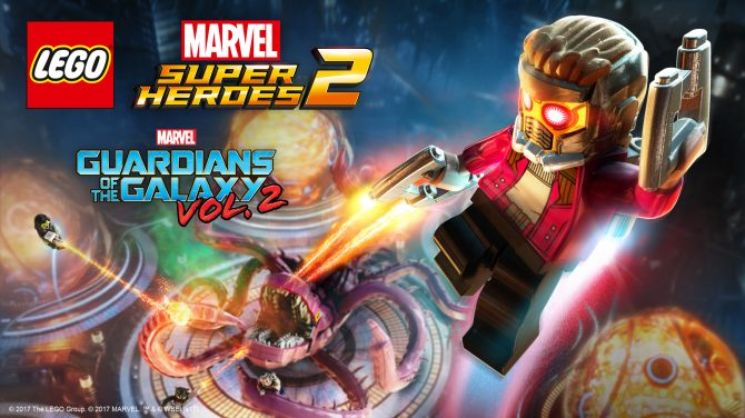 بسته‌ی Guardians of the Galaxy Vol. 2 برای LEGO Marvel Super Heroes 2 منتشر شد