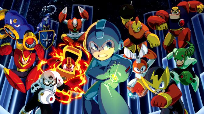 تماشا کنید: Mega Man Legacy Collection 1 و ۲ برای سوئیچ معرفی شدند
