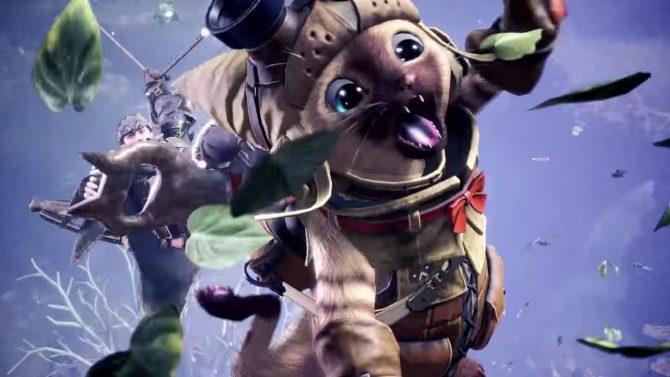 تماشا کنید: تبلیغ تلویزیونی Monster Hunter جزییات بیشتری از این عنوان را به نمایش می گذارد