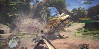 تصاویر جدید و اطلاعات بسیاری از عنوان Monster Hunter World منتشر شدند