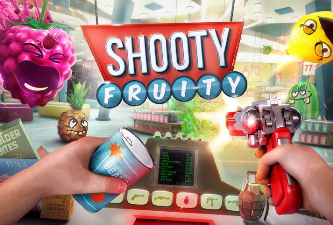 PSX 2017   دو نمایش جدید از بازی Shooty Fruity