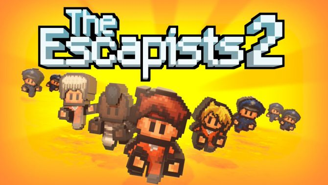 انتشار بسته الحاقی Dungeons and Duct Tape بازی The Escapists 2