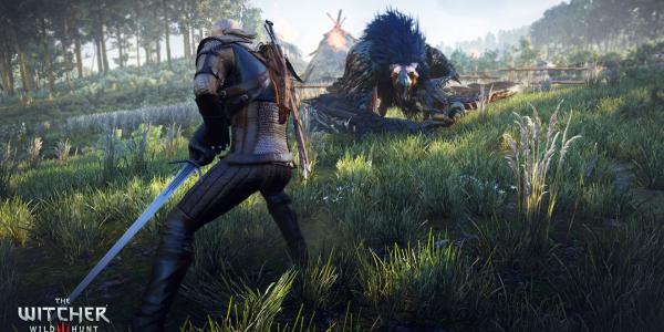 بهروزرسان ایکسباکس وان ایکس The Witcher 3: Wild Hunt منتشر شد