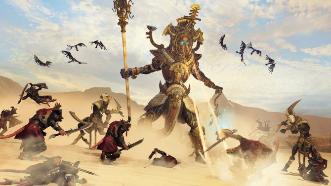 تماشا کنید: بستهی گسترش دهندهی جدید Total War: Warhammer II در ژانویه منتشر میشود