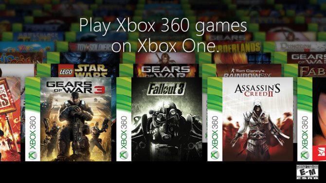 بازیهای جدید سرویس پشتیبانی از نسل قبل اکسباکس وان معرفی شدند