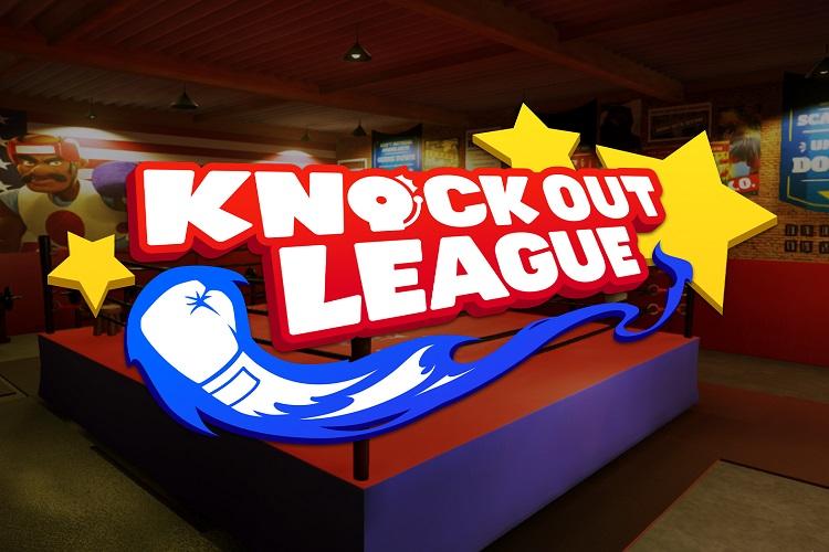 PSX 2017 | عنوان Knockout League معرفی شد