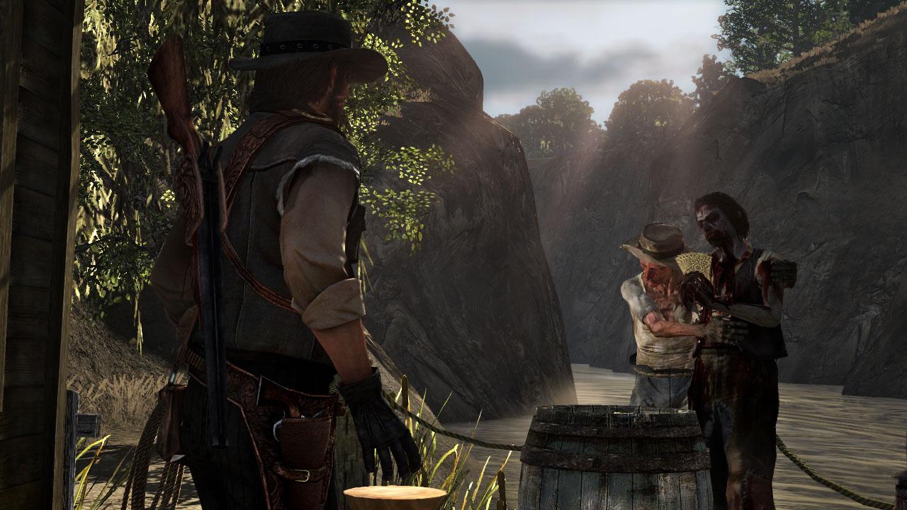کشف مرحلهای در بازی GTA V مربوط به Red Dead Redemption 2