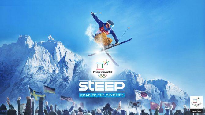 تریلری جدید از بسته الحاقی Road to the Olympics بازی Steep منتشر شد