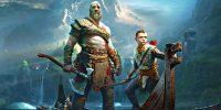 تصاویر هنری جدیدی از عنوان God of War منتشر شد