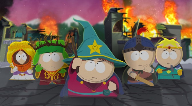 عرضه نسخه فیزیکی بازی South Park: The Stick of Truth برای کنسولهای نسل فعلی