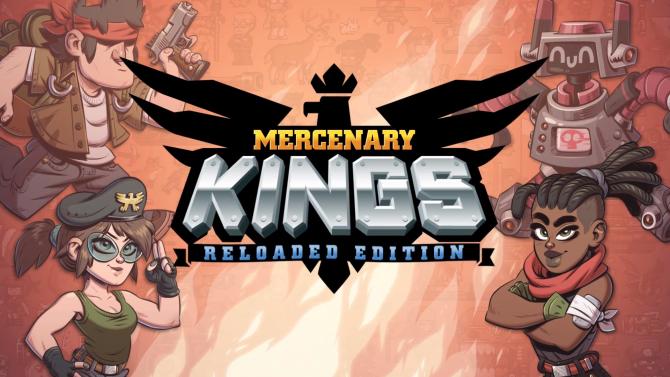 بازی Mercenary Kings: Reloaded Edition برای پلتفرمهای متعددی معرفی شد