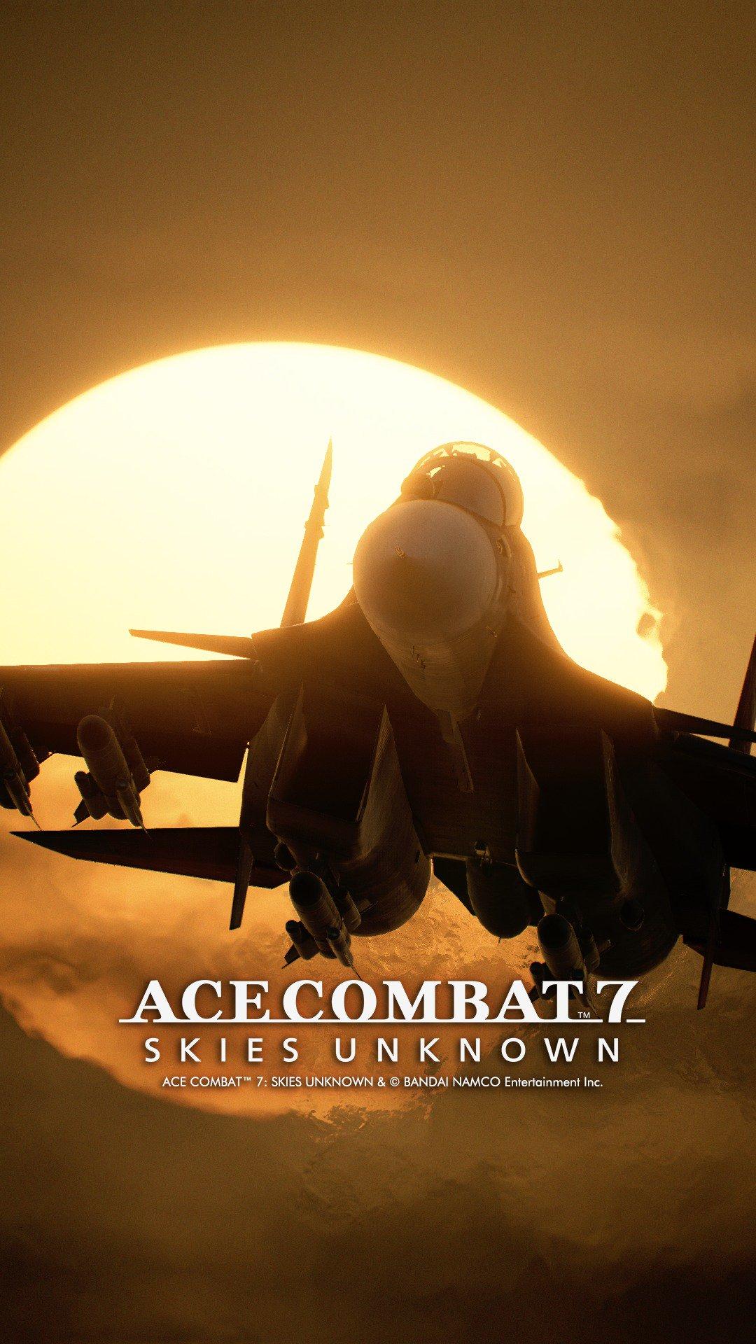 دو تصویر جدید و زیبا از بازی Ace Combat 7 منتشر شد