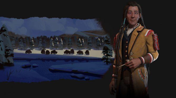 تماشا کنید: نگاهی به قبیله Cree در Civilization VI: Rise and Fall