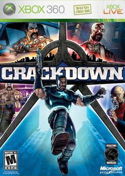 X018 | تمامی دارندگان کنسول اکسباکس وان بازی Crackdown را به صورت رایگان دریافت خواهند کرد