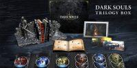 نسخه کلکسیونی سه گانه Dark Souls برای عرضه در ژاپن معرفی شد