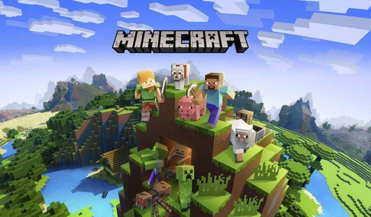 فروش Minecraft به ۱۴۴ میلیون نسخه رسید | ۷۴ میلیون بازیکن ماهانه