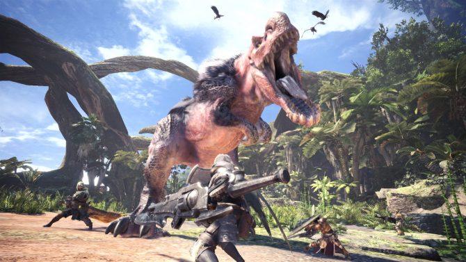Monster Hunter World موفق به فروش ۱٫۳۵ میلیون نسخه در ژاپن شده است