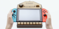 تماشا کنید: نینتندو از اسباببازیهای کاغذی سوئیچ با نام Nintendo Labo رونمایی کرد
