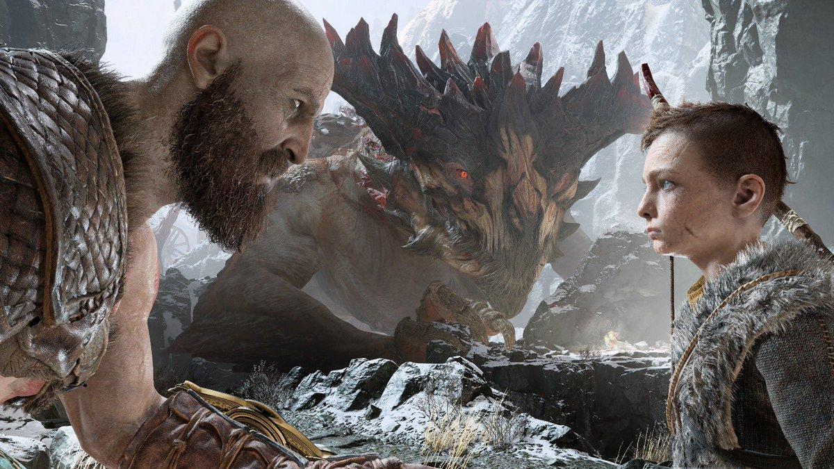 انتشار ویدئویی از ۱۰ دقیقه ابتدایی God of War