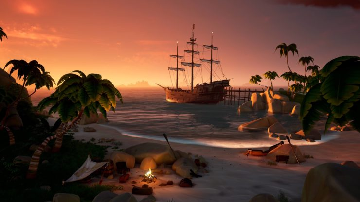 بتای محدود Sea Of Thieves از قابلیت Xbox Play Anywhere بهره خواهد برد