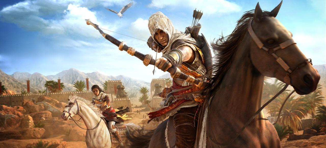 محتویات بیشتری در سال جاری برای Assassin's Creed: Origins منتشر میشوند