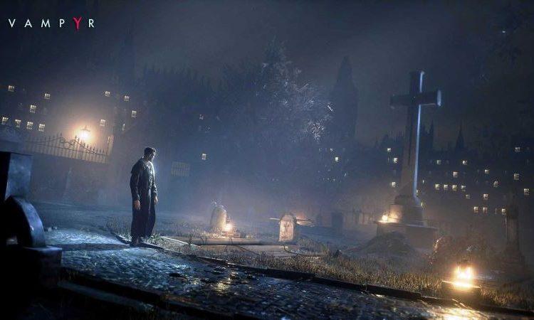 تاریخ انتشار بازی Vampyr رسماً اعلام شد