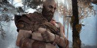 تصویری هنری از کراساور بین God of War و Horizon: Zero Dawn
