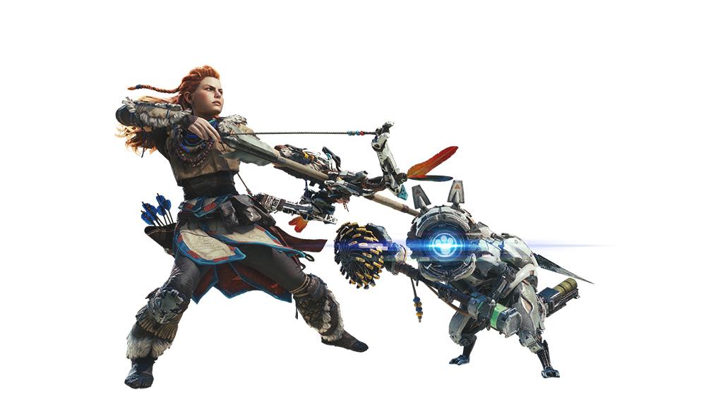 Monster Hunter World: Iceborne با Horizon Zero Dawn's Frozen Wilds کراساور خواهد داشت