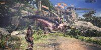 ویدئوی مبارزه با هیولای Behemoth در Monster Hunter: World