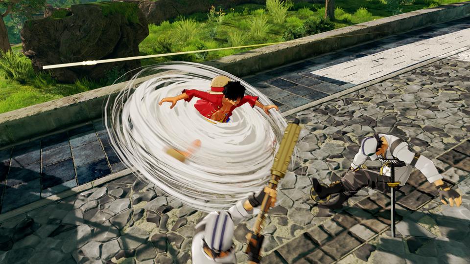 تصاویر ۴K جدیدی از بازی One Piece: World Seeker منتشر شد