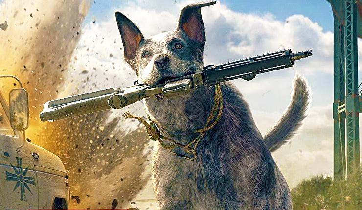 میزان فروش عنوان Far Cry 5 در استیم به نیم میلیون نسخه رسید