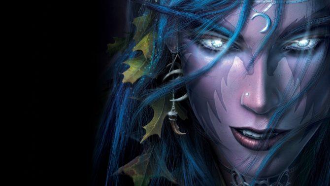 عرضه یک بروزرسانی جدید برای Warcraft III