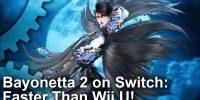 تحلیل فنی | بررسی عملکرد Bayonetta 1 و ۲ روی کنسول نینتندو سوییچ