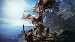 برنامهی رویداد های عنوان Monster Hunter World بهروز رسانی شد