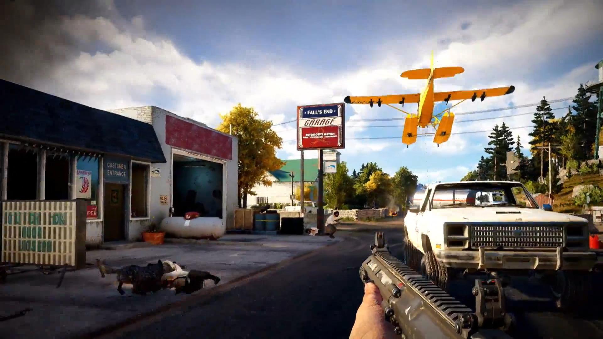 انتشار تریلری کوتاه از بازی Far Cry 5