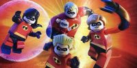 LEGO The Incredibles لو رفت